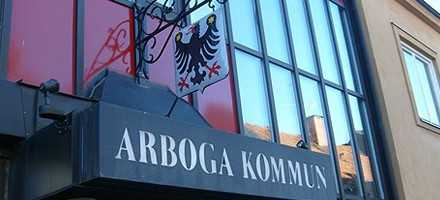 Arboga Kommunhus valde Larmtronic.