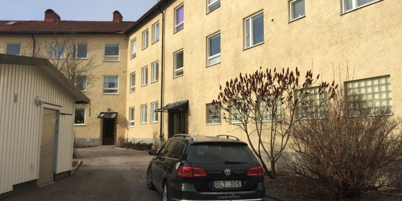 Ännu en BRF i Örebro väljer Larmtronic!